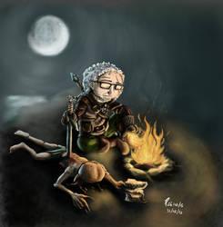 Geralt of Sgnablia by sgnaFP