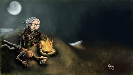 Geralt of Sgnablia - WideScreen