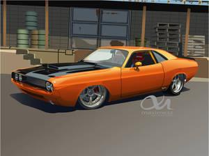 1970 Dodge Challenger BG