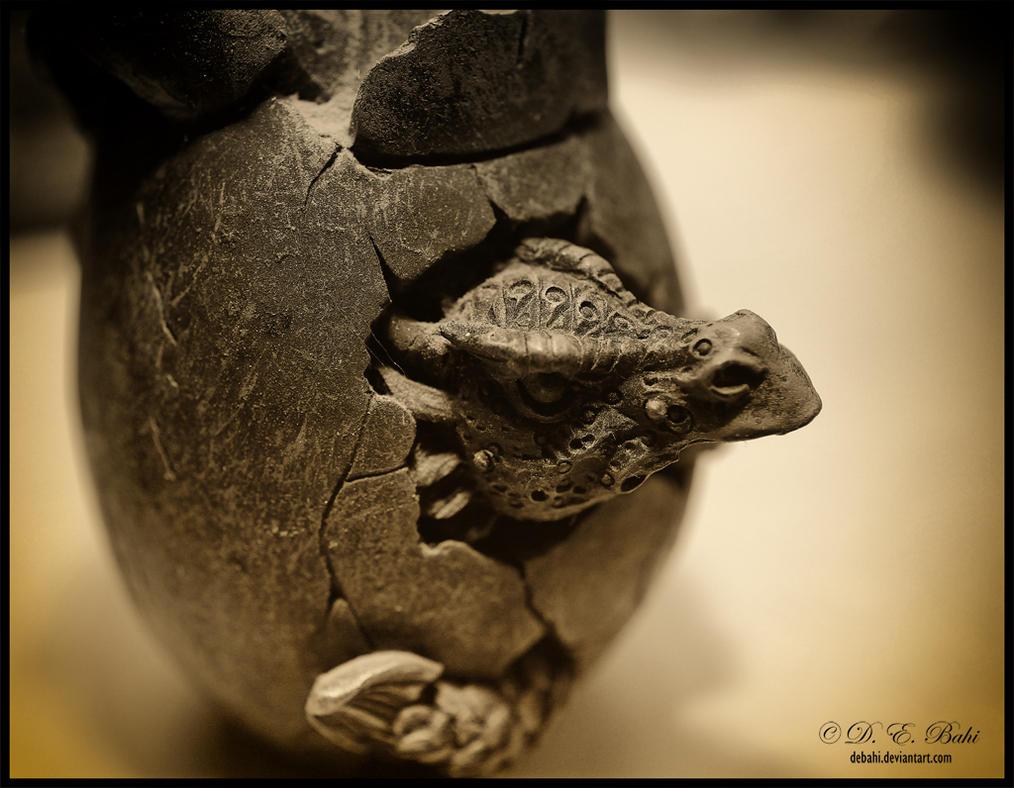 Baby Dragon by debahi