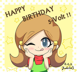 5-Volt by yudeika3