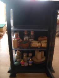 Holda's Cauldron - Witch's Cabinet by Isavarg