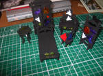 Haunted House Renovation - Furniture set 3 by Isavarg