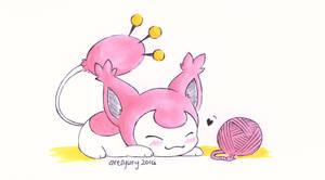 Skitty | Favorite Pokemon DAY1