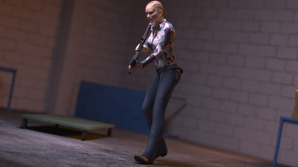 Garage Reconnaissance by Dick--Justice on DeviantArt