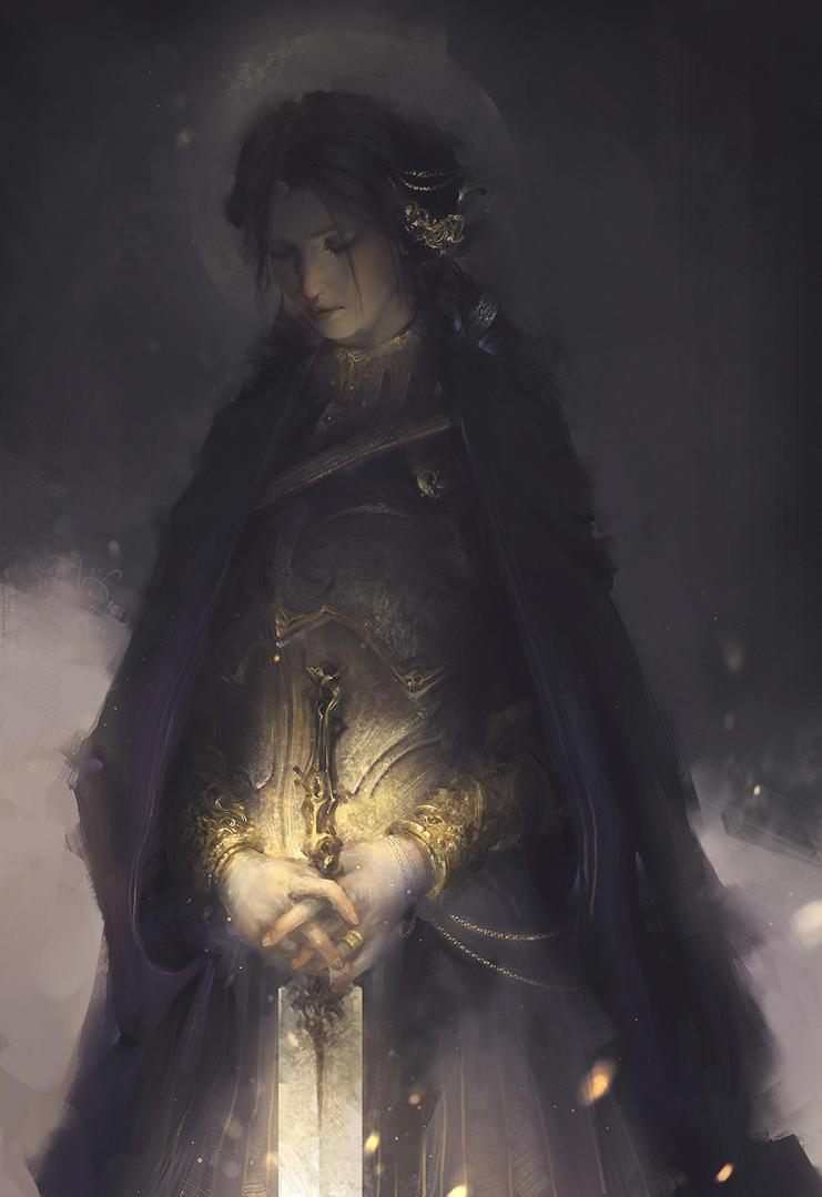 Golden Flower by vuogle