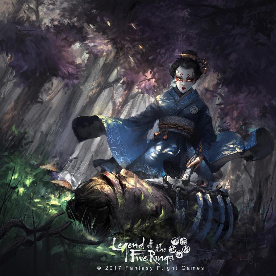 Steadfast Witch Hunter by vuogle