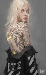 Portrait Practice by vuogle