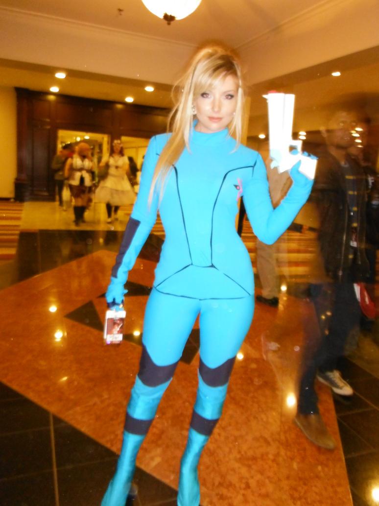 Metroid - Samus zero suit 7 by Yukilefay on deviantART