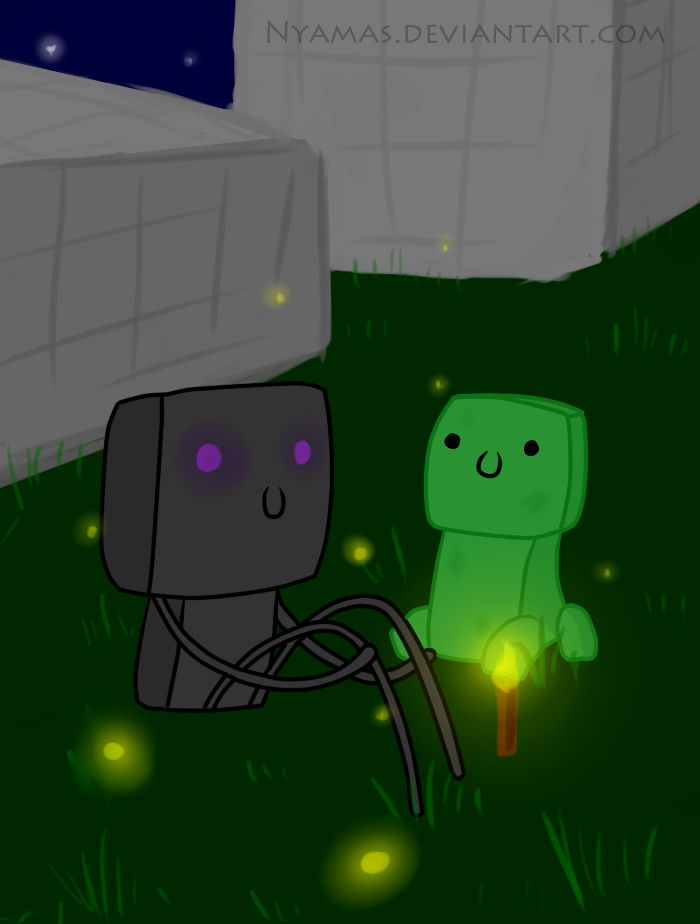 minecraft ender... Minecraft Real Life Mutant Creeper