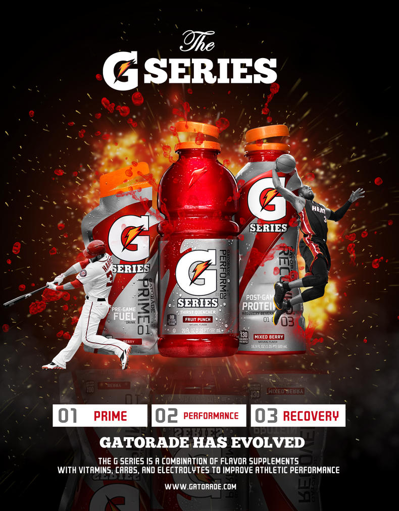 GATORADE ASSIGNMENT by HowseholdGraphics on DeviantArt