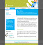Samiweb Website Layout