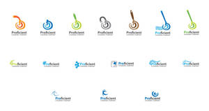 Proficient Logo Concepts by AbhaySingh1