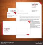 Honguski Basic Stationery