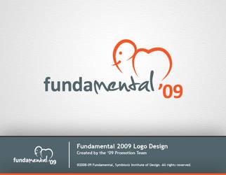 Fundamental 2009 Logo by AbhaySingh1