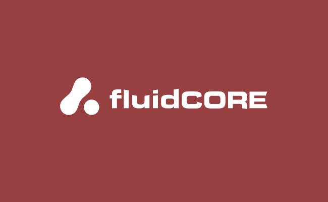 fluidCORE Logo 3 by AbhaySingh1