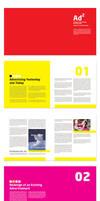 Ad Square Booklet