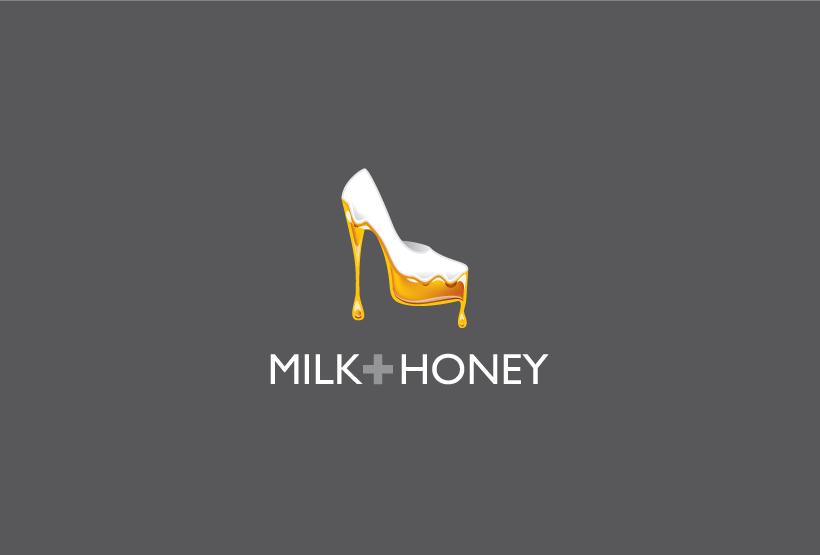 Milk and Honey Logo by...