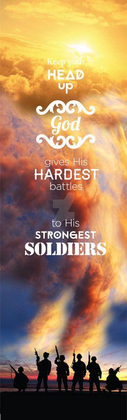 God's Soldiers by SilverOceanAlchemist