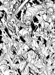 Novis vs Goblins by Ant-Zurser