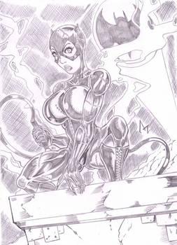 Catwoman,80 years - Batman returns