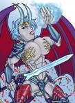 JenTai: anime/videogame cover