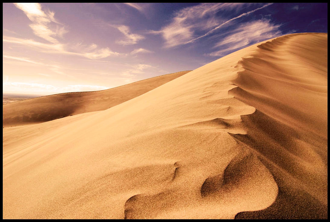 Sand Dunes by krnc