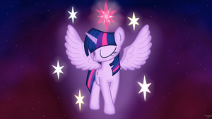 Twilight Sparkle - Princess of the Stars