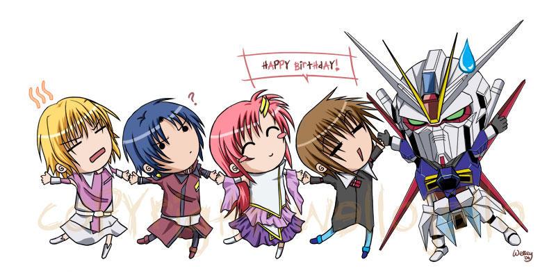 Happy Birthday Mazohyst Fairy Tail Guild