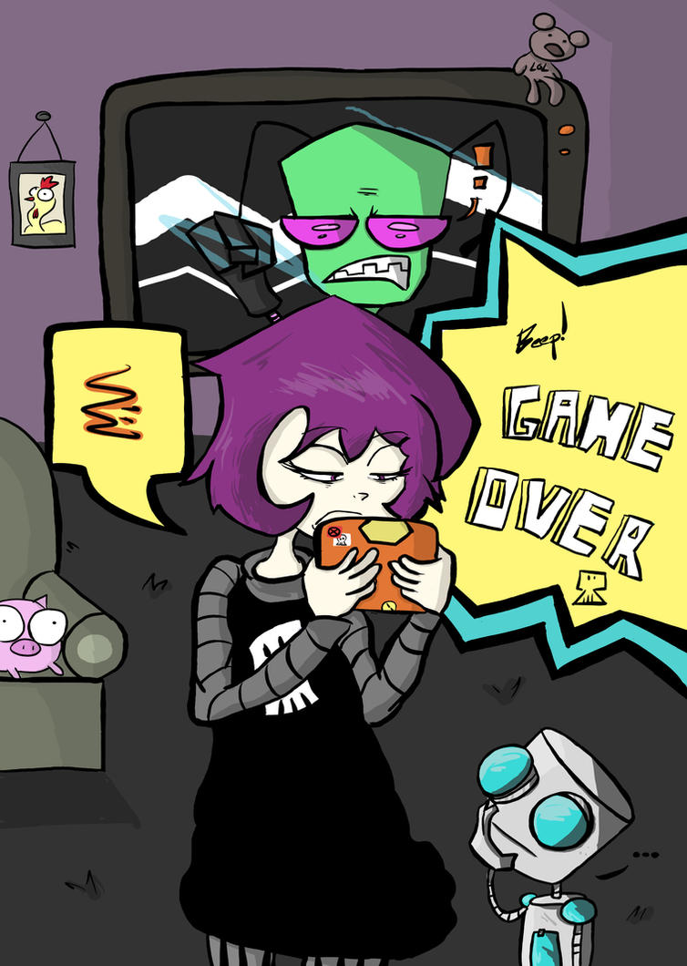Game Over by Kruczkowska