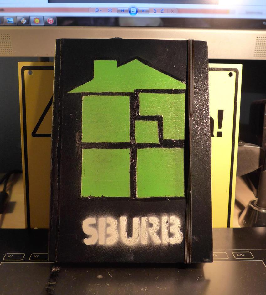 SBURB by Kruczkowska