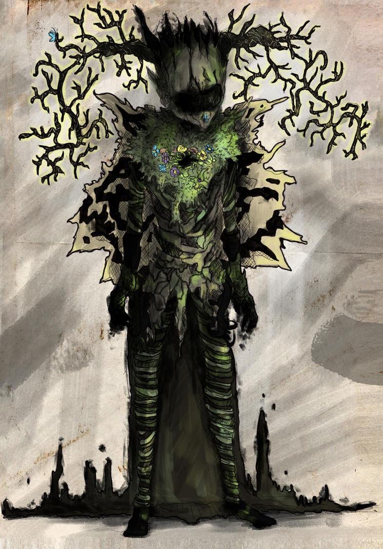 Forest Guardian by Kruczkowska