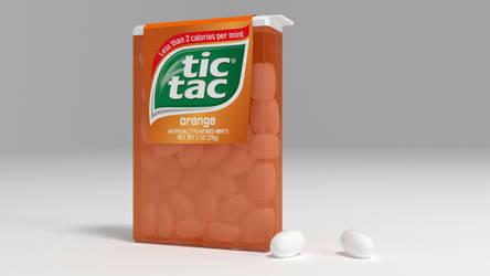 Tic Tac by Kruczkowska