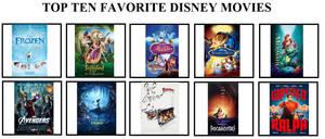 Top 10 Disney Movie
