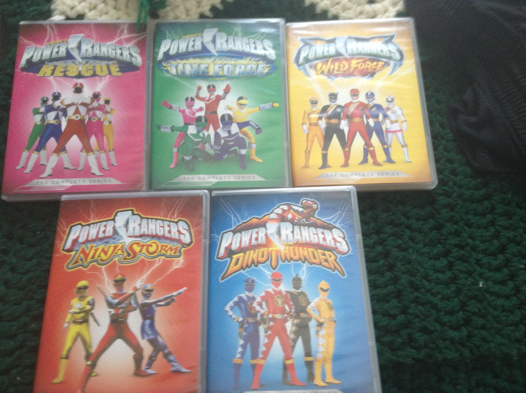 List of Power Rangers S.P.D. episodes - Wikipedia