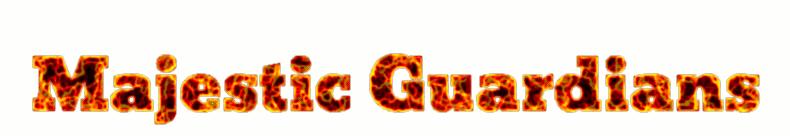 Majestic Guardians Logo by Dragonprince18
