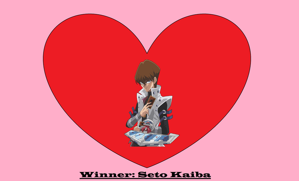 Winner- Seto Kaiba by Dragonprince18