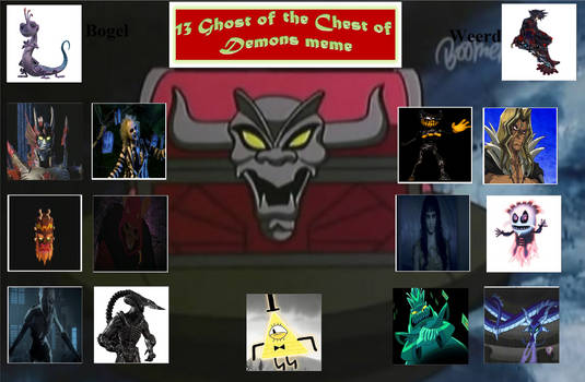 13 Chest of demons (13DoD)