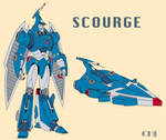 Scourge Redesign