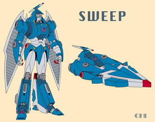 Sweeps Redesign by cwmodels