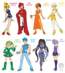 Rainbow Brite and Color Kids