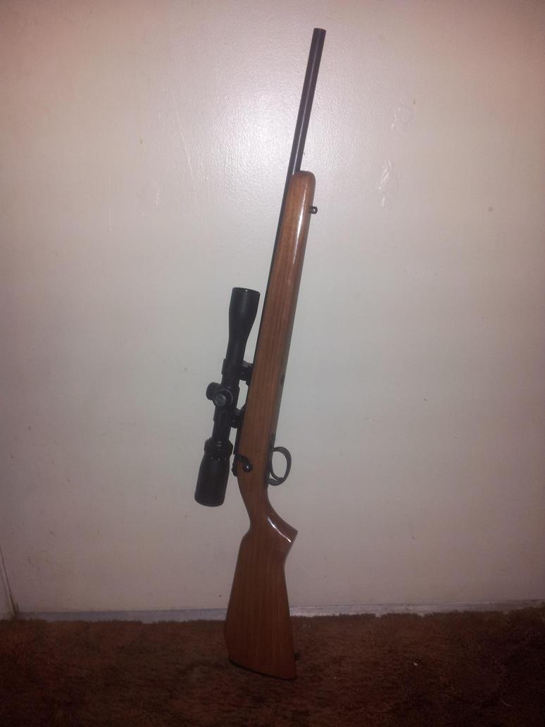 Remington 580 by kiabe1