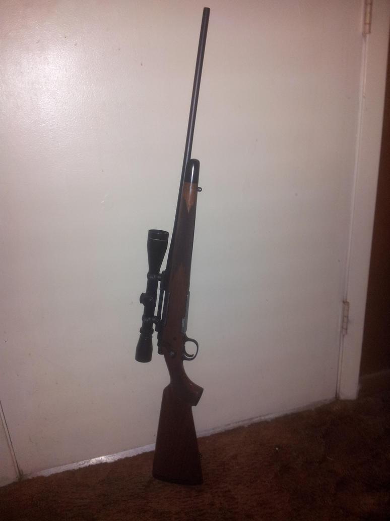 Remington 700 CDL DM by kiabe1