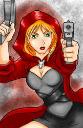 Grimm's Fairy Fatales: Red Riding Hood
