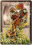 Voltaic Key, Kingdom Hearts fan art