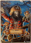 Dark ritual, feat 'LeChuck' from Monkey Island