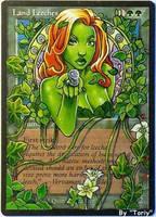 Poison Ivy, Fan art by Toriy-Alters