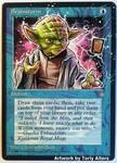 Yoda's Brainstorm