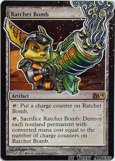Ratchet and Clank fan art by Toriy-Alters
