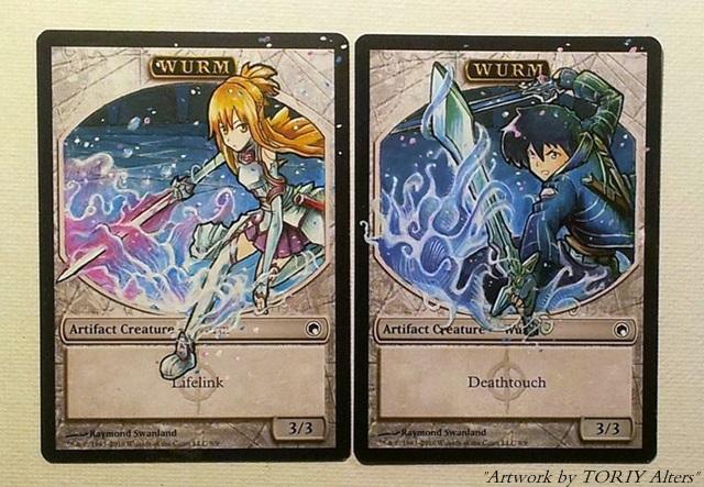 Sword Art Online Wurm by Toriy-Alters